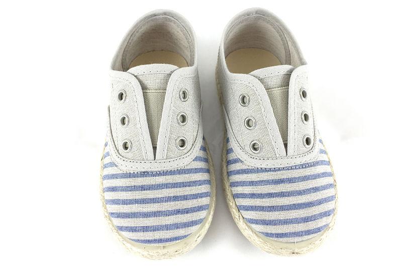 imagen 2 de Zapatilla de Lona Jeans