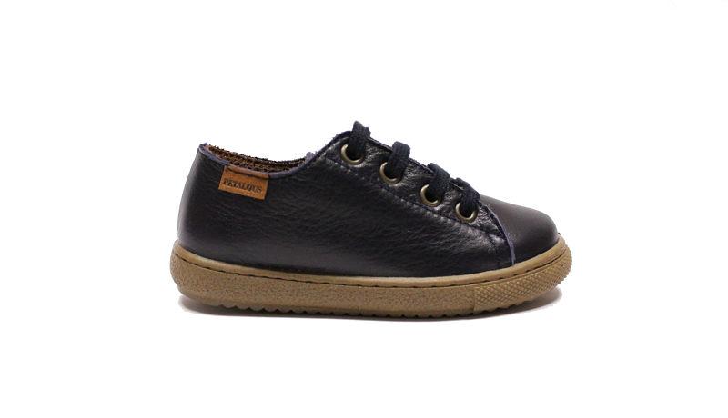 Sneaker Piel cordón