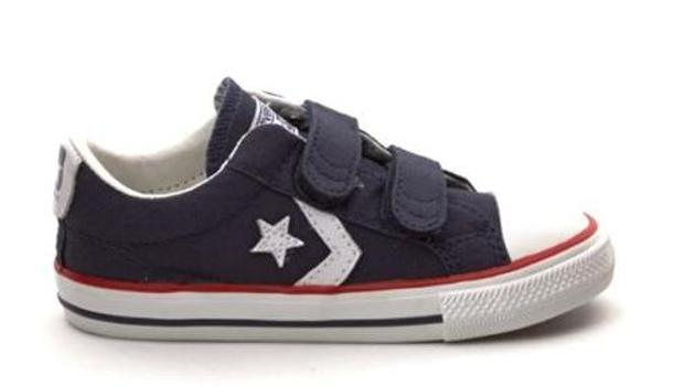 CONVERSE STAR PLAYER NAVY-WHITE