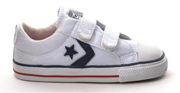 imagen de CONVERSE STAR PLAYER WHITE-NAVY