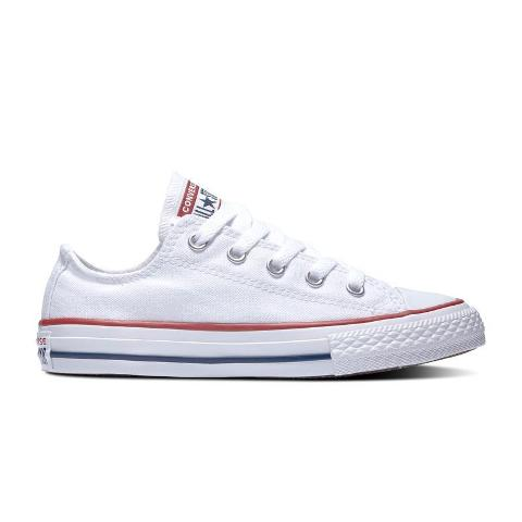 CONVERSE ALL STAR CORDONES WHITE