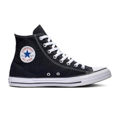 Converse All Star Bota negra